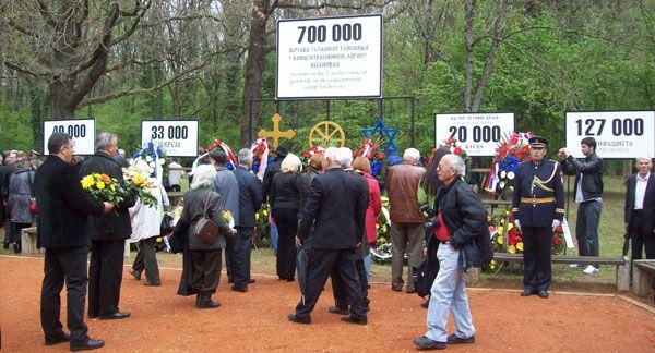 Pomen žrtvama ustaškog genocida Donjoj Gradini