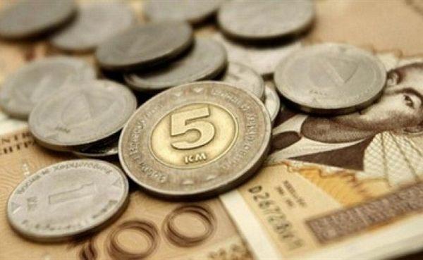 Prosječna neto plata u Srpskoj 815 KM