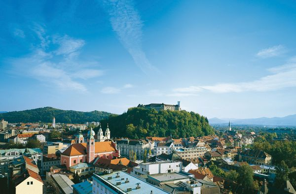 Slovenija nazadovala od ulaska u EU