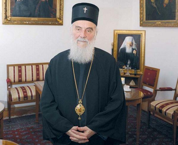 Patrijarh Irinej: KiM nikad ne mogu biti van Srbije