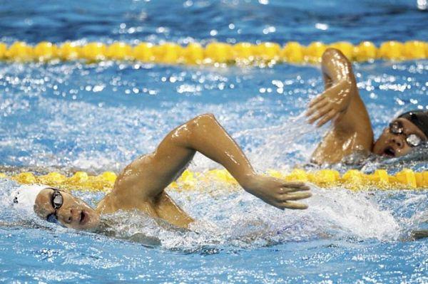 Prvenstvo u plivanju na Gradskom olimpijskom bazenu