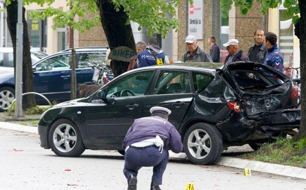 Banjaluka: U saobraćajnoj nezgodi povrijeđena djevojka