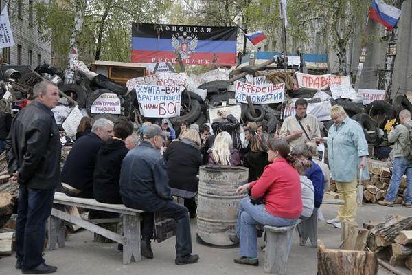 Uskršnje primirje u Ukrajini