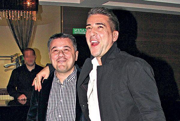 Estrada slavila sa Željkom!