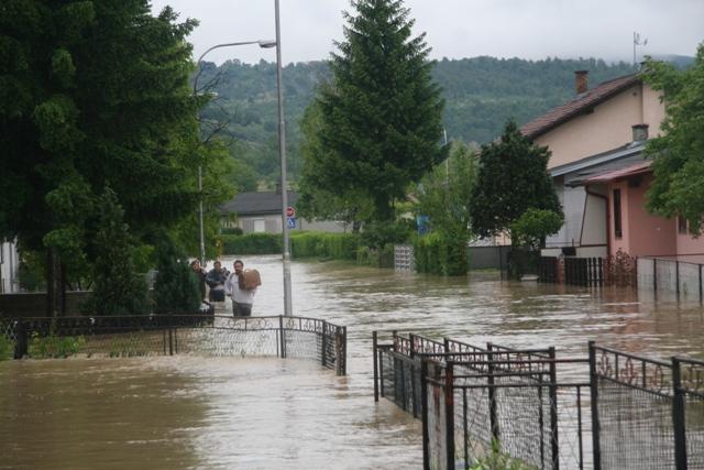 Poplave: Kritično stanje, situacija u Banjaluci izuzetno teška