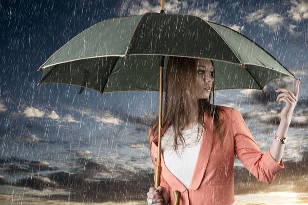 Vrijeme u ponedjeljak: Osvježenje sa kišom i pljuskovima sa grmljavinom!