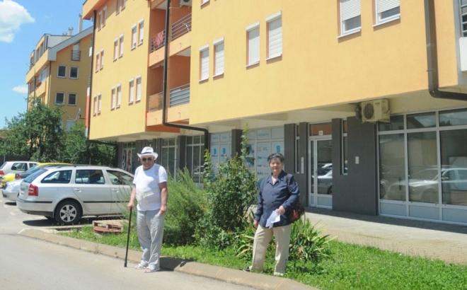Banjaluka: Odgođena deložacija stanara u Vrbaskom putu
