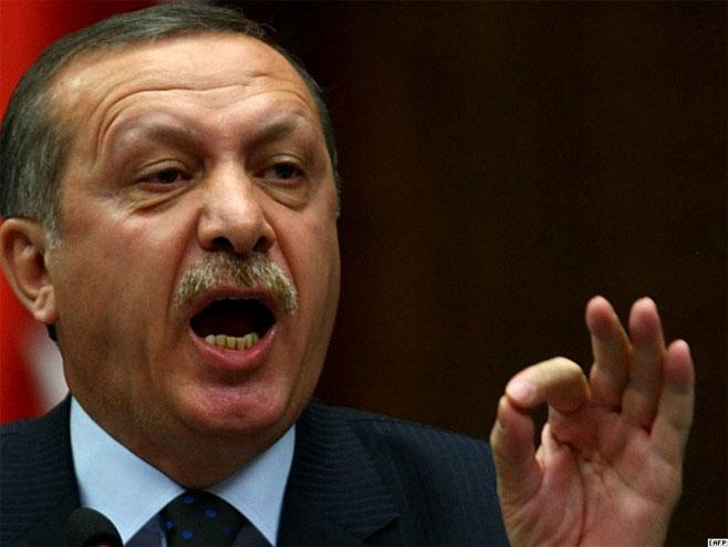 Ambasada Turske u BiH: Erdoganova izjava je izmišljena