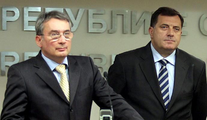 Dodik podnio dvije tužbe za klevetu, Bosić stoji iza svega što je rekao
