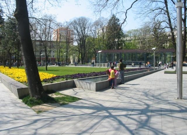 """""""Presušila"""" voda u banjalučkom parku """"Petar Kočić"""""""