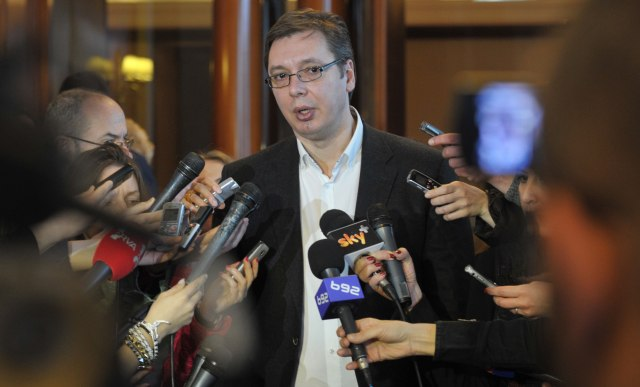 Vučić za CNN: Srbija će biti faktor stabilnosti!