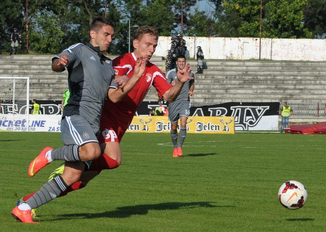 Partizan se vratio na vrh tabele