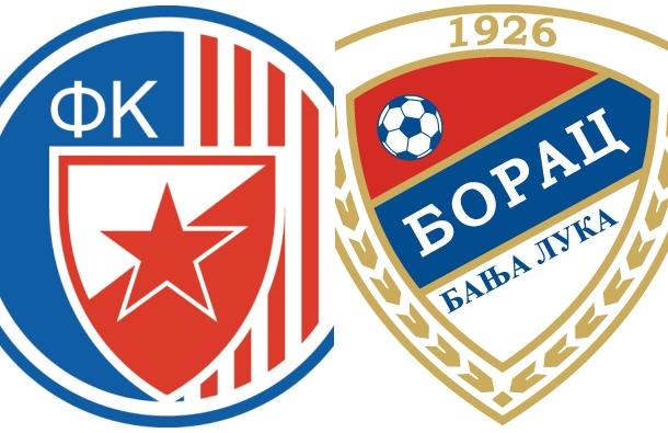 Borac – Crvena zvezda 10. oktobra na Gradskom stadionu