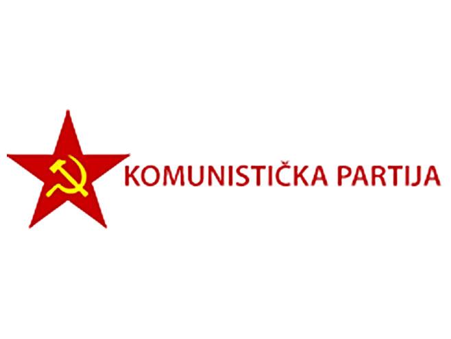 Komunistička partija: Treba da se osvijestimo i emocije zamijenimo razumom