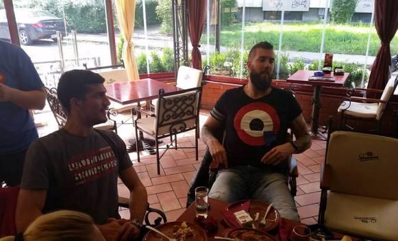 Košarkaš Raduljica u Banjaluci