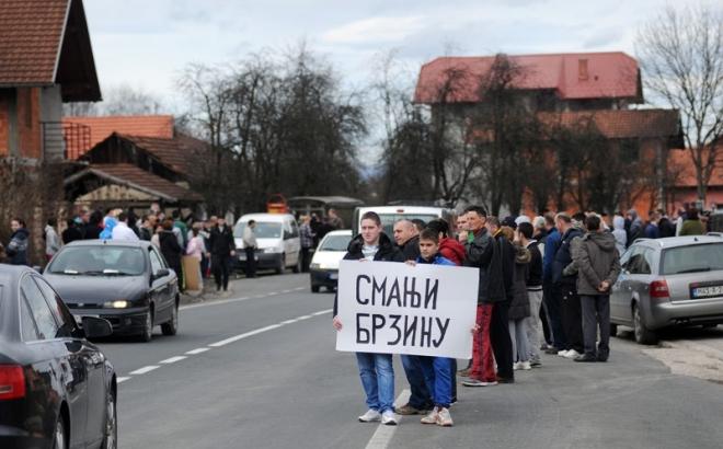 Ništa bez protesta: Mještani Zelenog vira uspjeli ubijediti nadležne da postave kamere
