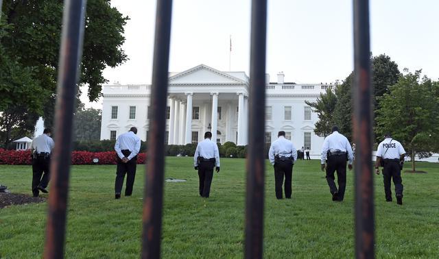 Spriječen još jedan upad u Bijelu kuću