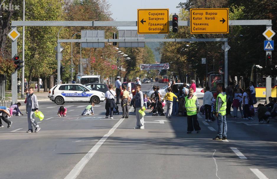Međunarodni dan bez automobila u Banjaluci