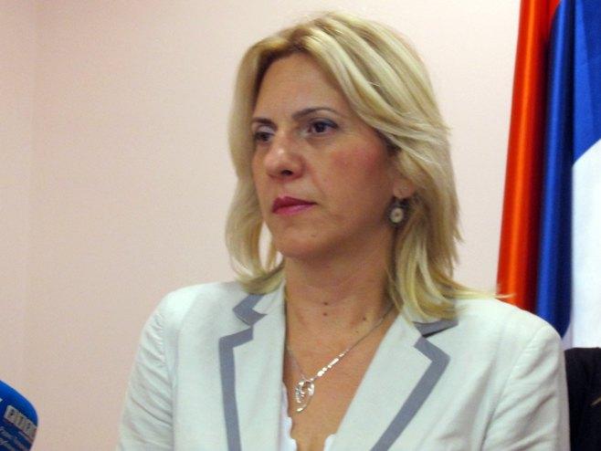 Cvijanovićeva: SNSD ojačao Srpsku