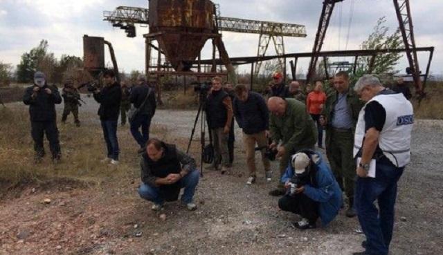 Istraga o masovnoj grobnici pronađenoj kod Donjecka