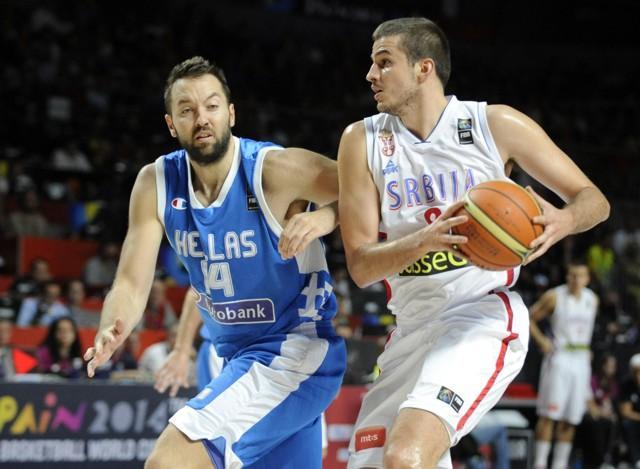 Košarka: Srbija razbila Grčku!