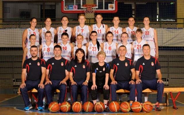 SP: Srpske košarkašice u osmini finala sa Kubom