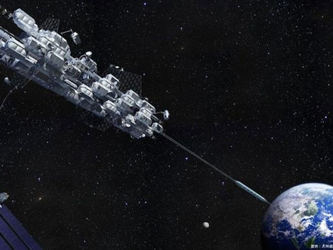 Japanci prave lift do svemira