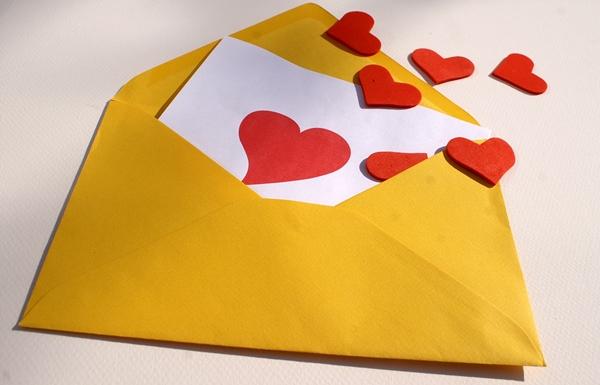 Deset najljepših ljubavnih pisama ikada napisanih