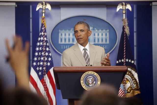 Obama: Ebola izmiče kontroli