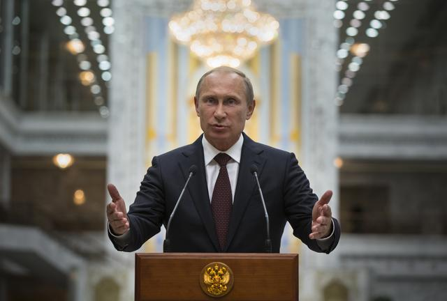 Putin: Evropa ignoriše pucanje na civile
