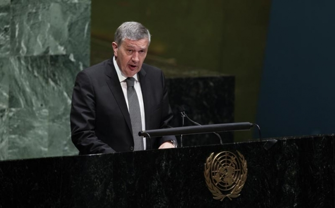 Radmanović: Međunarodni mir imperativ razvoja
