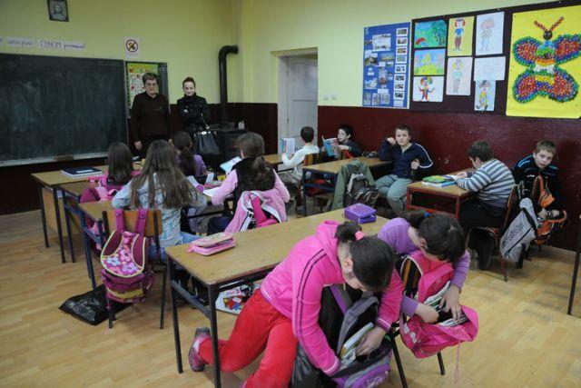 Upitno grijanje u brojnim školama