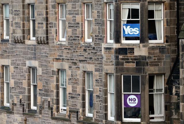 Dan odluke u Škotskoj: Samostalnost ili ne?