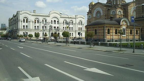 Obustava saobraćaja u Ulici kralja Petra I Karađorđevića u petak