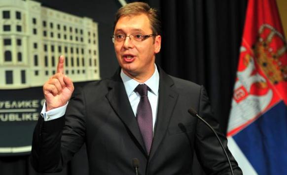 Vučić: Ne smije biti nasilja u Beogradu