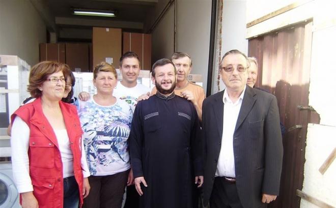 Bijela tehnika za 124 porodice u Srpskoj od Srpske zajednice Zapadne Australije