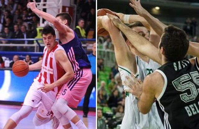 ABA: Zvezda ne staje, Partizan pri dnu