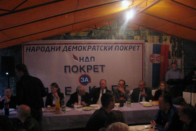Jandrić: Strateški cilj decentralizacija RS