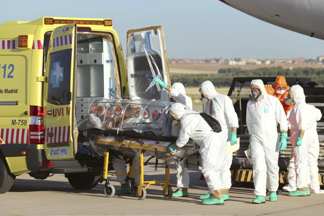 Član misije UN umro od ebole
