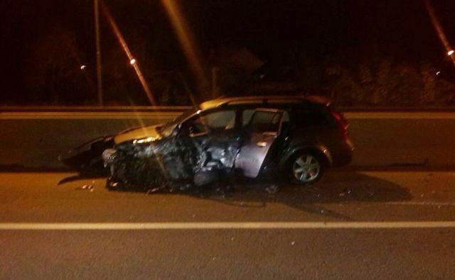 Banjaluka: Vozio pijan u pogrešnom smjeru, povrijeđeno više osoba