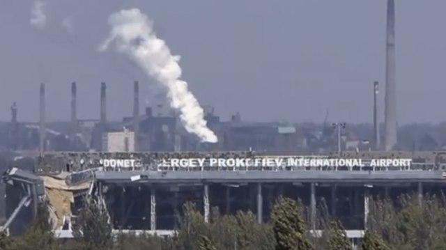 Donjeck: Pobunjenici preuzimaju aerodrom