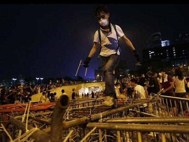 Hong Kong: Demonstranti ne odustaju