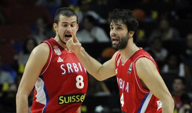 Bjelica i Teodosić u Top5 igrača EL