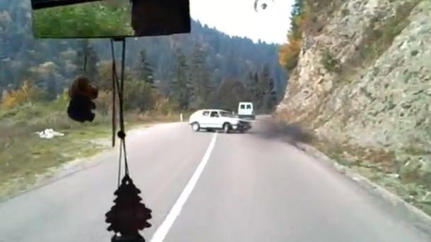 """Golfom prema Banjaluci – """"u rikverc"""" (VIDEO)"""