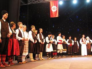"""Pobjednik Evropske smotre srpskog folklora ansambl """"Stevan Mokranjac"""" iz Beča"""