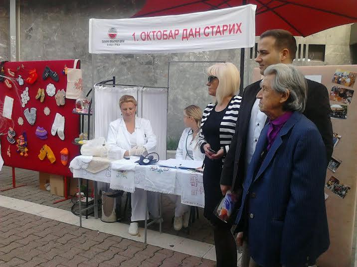 Međunarodni dan starih osoba obilježen u Banjaluci (FOTO)