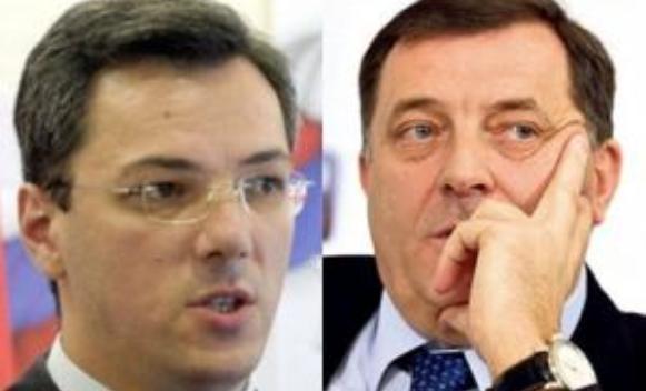 TV duel Dodik-Tadić večeras na ATV-u