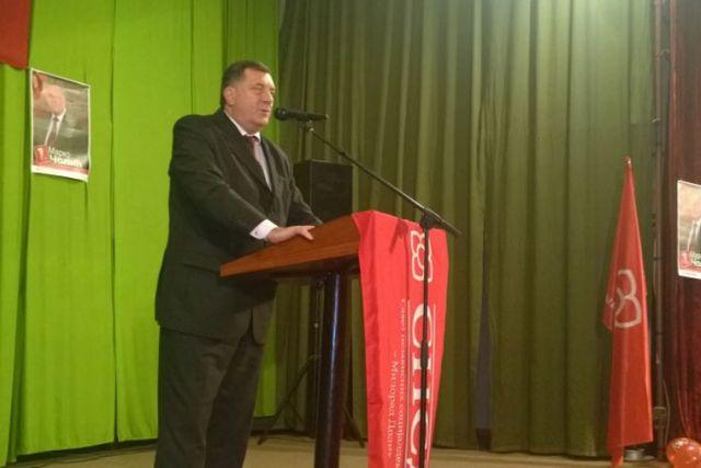 Dodik: RS smatram državom
