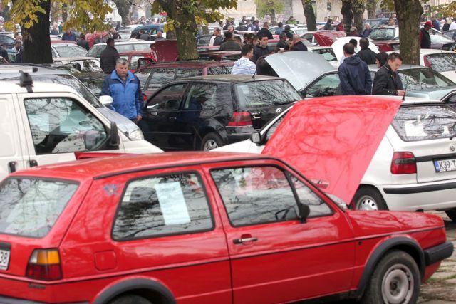 Tržište automobila: Poskupljuju stariji modeli