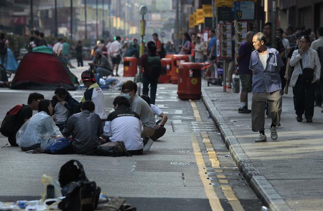 Hongkong: Demonstranti uzvraćaju